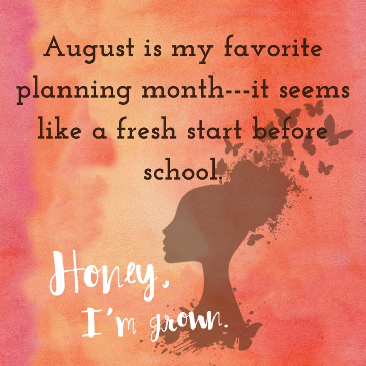 august-planning